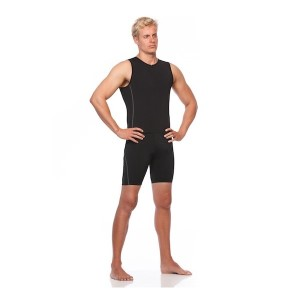 SIX30 Mens Triathlon Tops - Black