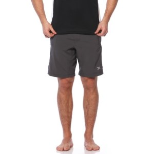 SIX30 Mens Training Shorts - Grey