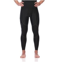 SIX30 Mens Thermal Compression Bike Tights - Black