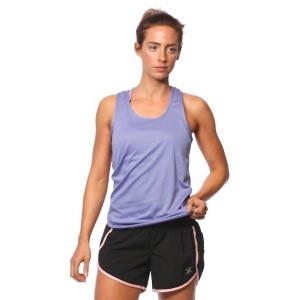SIX30 Womens Running Singlet - Viola
