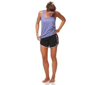 SIX30 Womens Running Shorts