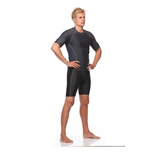 SIX30 Mens PRO Compression Bike Shorts - Black