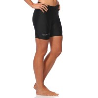 SIX30 Womens Compression Bike Shorts - Black